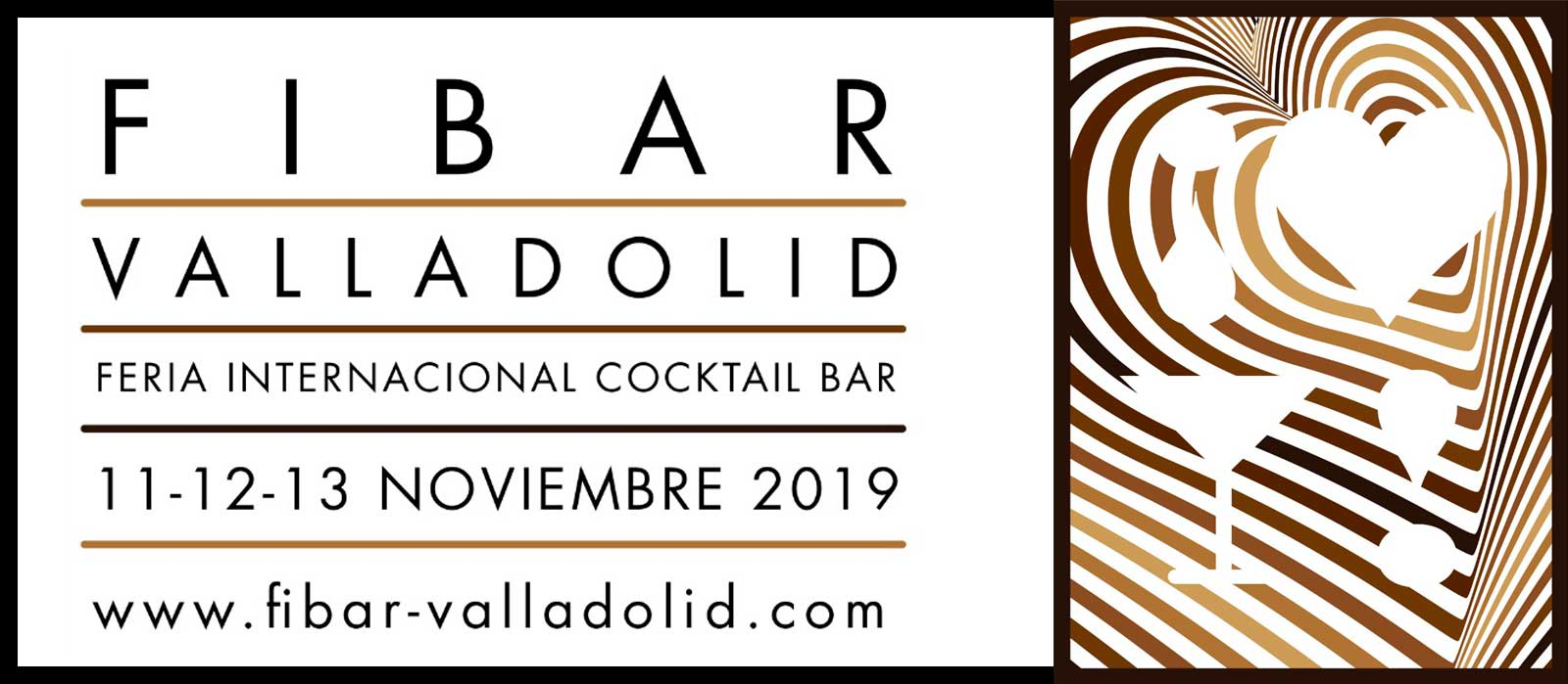 FIBAR Valladolid Feria Internacional Cocktail Bar